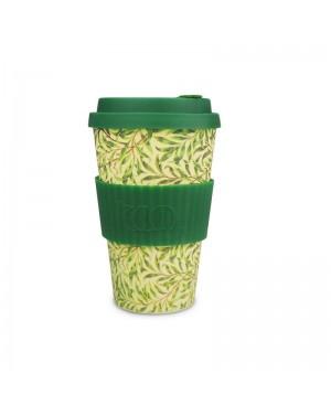 Mug en fibre de bambou Willow 400ml - William Morris Designs