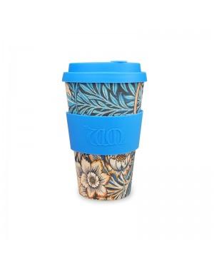 Mug en fibre de bambou Lily 400ml - William Morris Designs