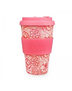 Mug en fibre de bambou Poppy 400ml - William Morris Designs