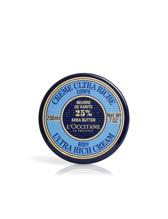 Crème corps ultra riche Karité - L'Occitane