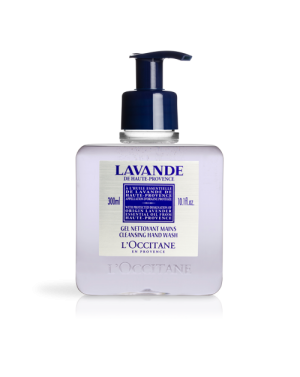 GEL NETOYANT MAINS LAVANDE 300ML
