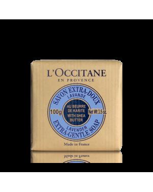 Savon extra doux Lavande  au Karité - L'Occitane