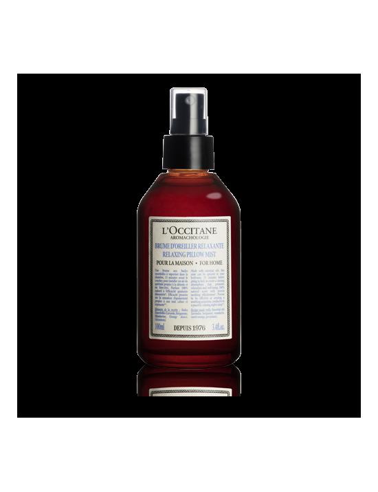 Brume d'oreiller relaxante Aromacologie - L'Occitane