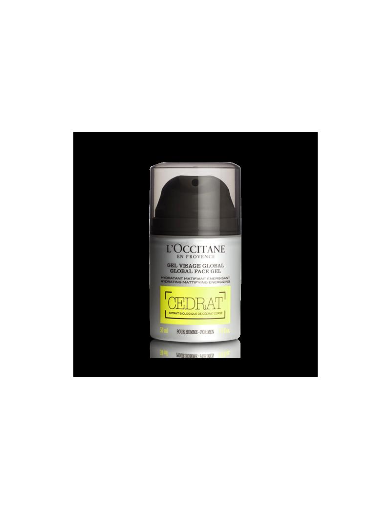 Gel hydratant visage global Cédrat - L'Occitane