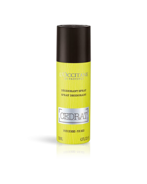 Deodorant spray Cédrat - L'Occitane