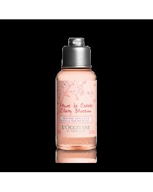 Gel douche Fleurs de cerisier 75ml - L'Occitane