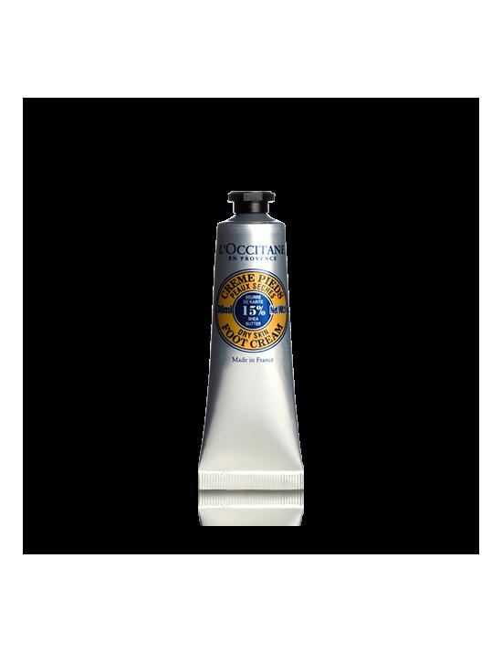Crème pieds Karité 30ml - L'Occitane