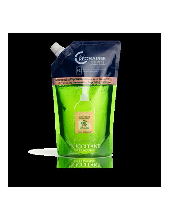 Eco-recharge shampooing réparateur Aromachologie - L'Occitane
