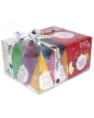 Coffret de thés collection Vacances d'hiver - English Tea Shop