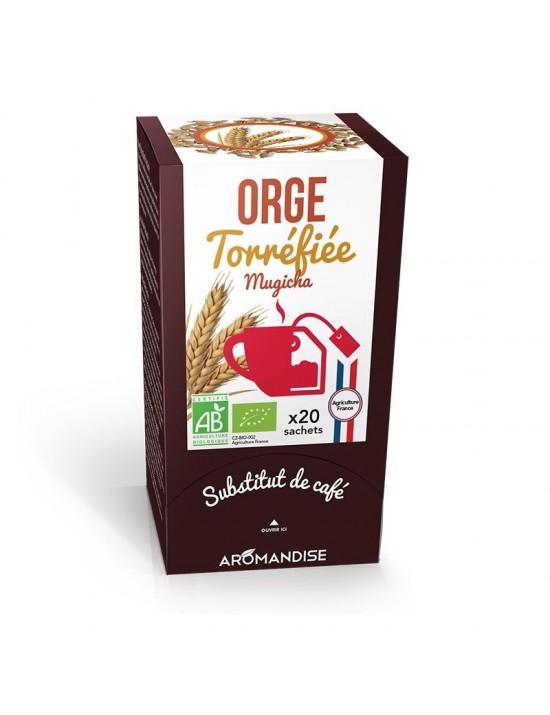 Orge torréfié - Mugicha - Aromandise