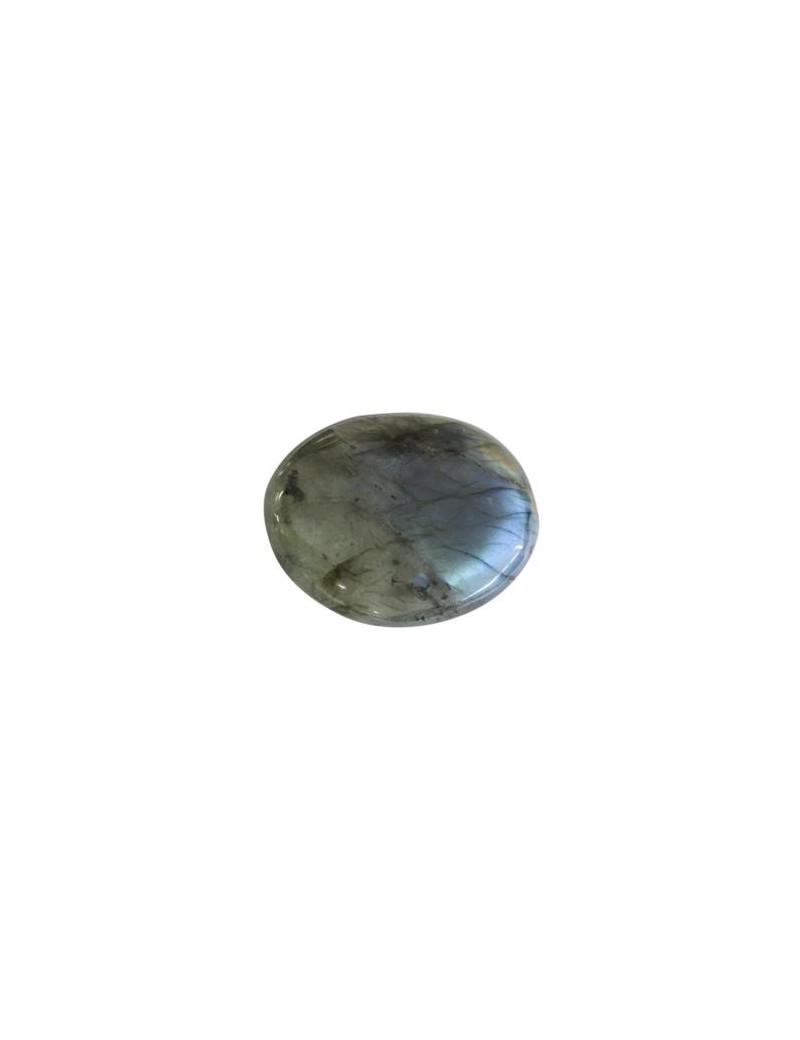 Labradorite en galet 10à 12cm