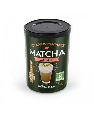 Matcha cacao - Aromandise