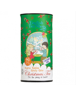 Boite coffret de sachet Rooibos Sucre d'Orge - English Tea Shop