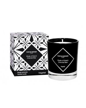 Bougie parfumée Graphique Etoile d'Orient- Parfum Berger     __FV__