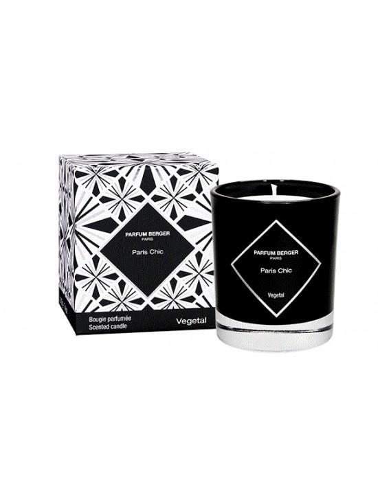 Bougie parfumée Graphique Paris chic - Parfum Berger