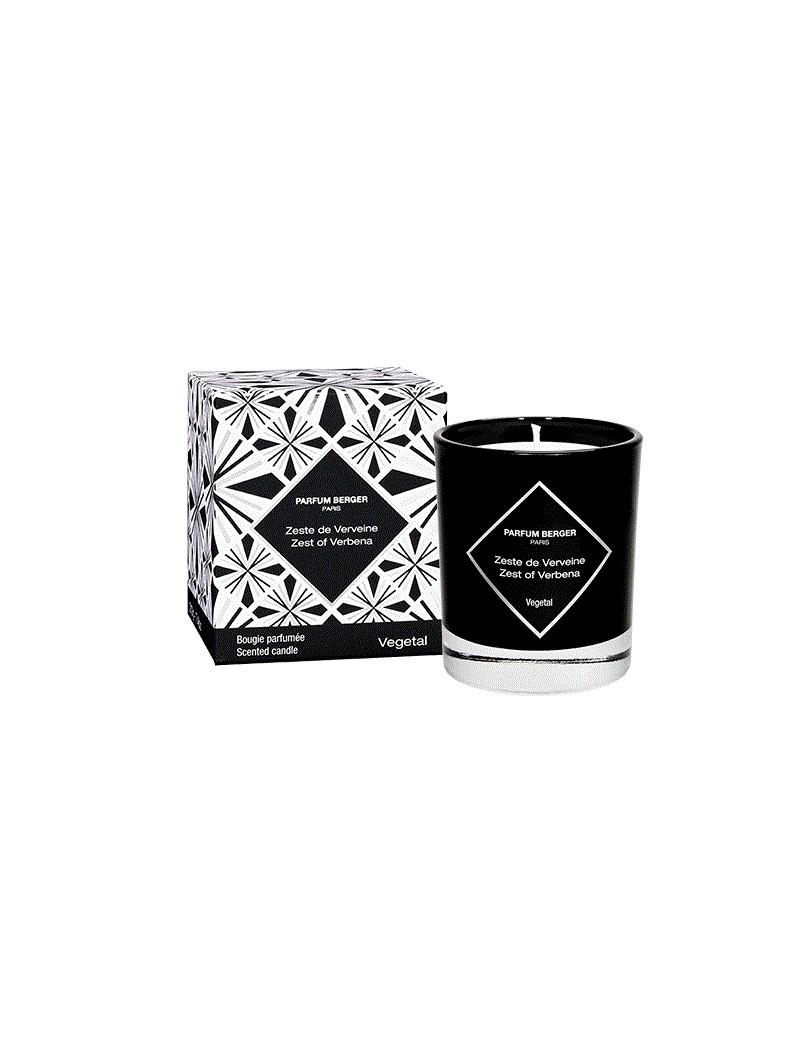 Bougie parfumée Graphique Zeste de Verveine - Parfum Berger