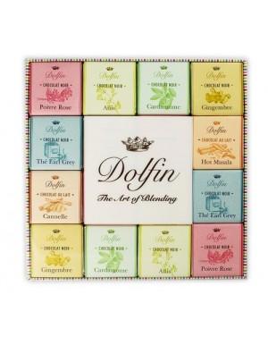 Coffret 48 épices 7 saveurs - Dolfin