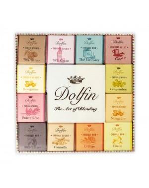 Coffret de 48 napolitains 12 saveurs - Dolfin