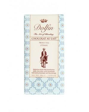 Chocolat au lait Noisettes d'Italie - Carnet de voyage - Dolfin