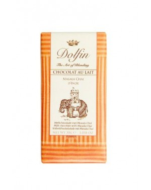 Chocolat au lait Masala Chaî d'Inde - Carnet de voyage - Dolfin