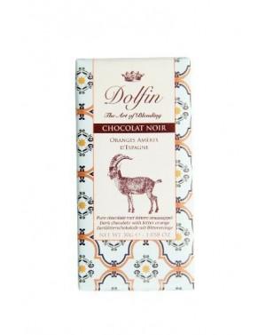 Chocolat noir Oranges amères d'Espagne - Carnet de voyage - Dolfin