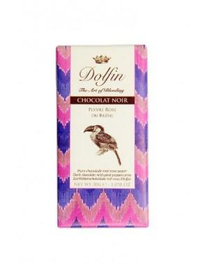 Chocolat noir au Poivre rose du Brésil - Carnet de voyage - Dolfin
