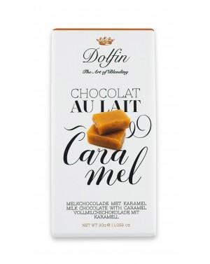 Chocolat au lait Caramel - Dolfin