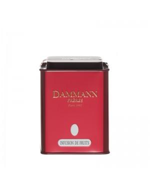Boite à thé Carcadet - Dammann frères