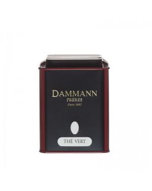 Boite à thé vert - Dammann frères