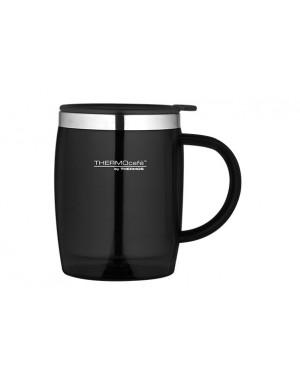 Mug pour le bureau noir - Thermos