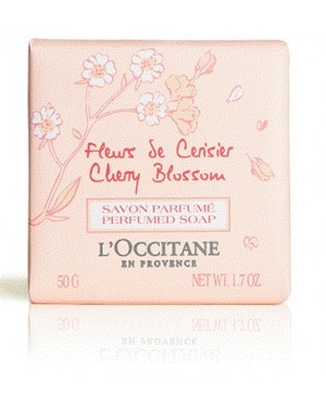 Savon Fleurs de cerisier - L'Occitane