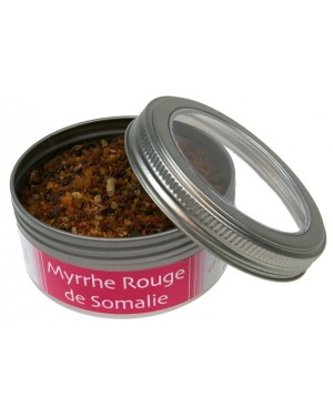 Myrrhe rouge de Somalie 100g