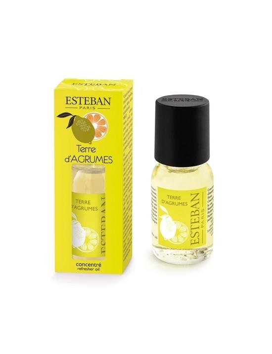 Concentré de parfum Terre d'agrumes - Esteban