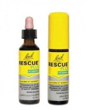 Rescue Plus spray - Fleurs de Bach