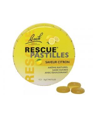 Rescue en pastilles Citron - Fleurs de Bach