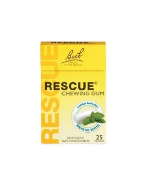 Rescue Chewing gum Menthe - Fleurs de Bach