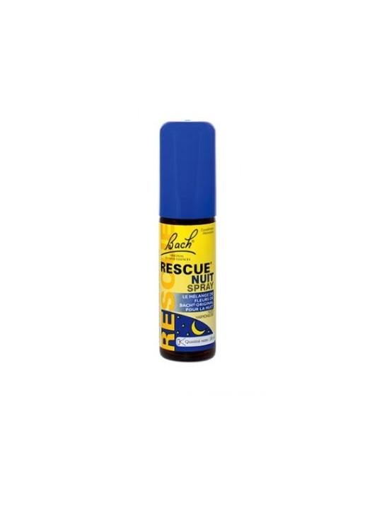 Rescue en spray Nuit 20ml - Fleurs de Bach
