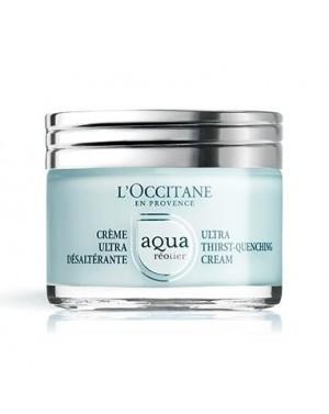 Crème désaltérante Aqua - L'Occitane