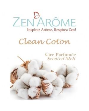 Cire parfumée Coton - Zen Arome