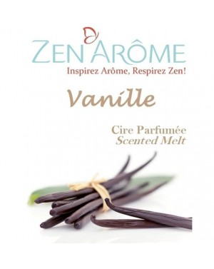 Cire parfumée Vanille - Zen Arome