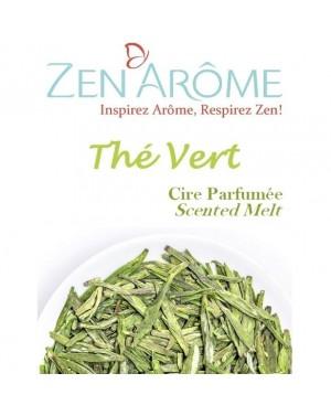 Cire parfumée Thé Vert - Zen Arome