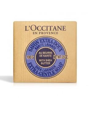 Savon Karité Lavande 100g - L'Occitane