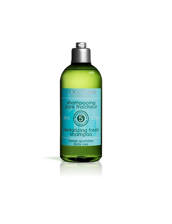 Shampooing fraicheur Aromachologie - L'Occitane