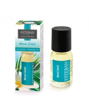 Concentré de parfum Monoï soleil - Esteban