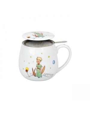 Mug Snuggle avec filtre et couvercle Le petit Prince - Konitz