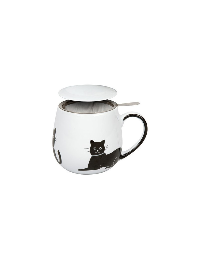 mug snuggle avec filtre et couvercle my lovely cats konitz. Black Bedroom Furniture Sets. Home Design Ideas
