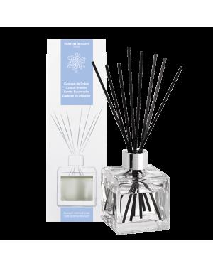 Bouquet parfumé cube Caresse de coton - Maison Berger