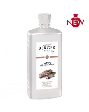 Parfum de maison Bois sauvage 1L - Maison Berger