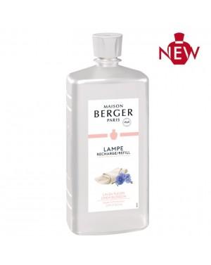 Parfum de maison Lin en fleurs 1L - Maison Berger