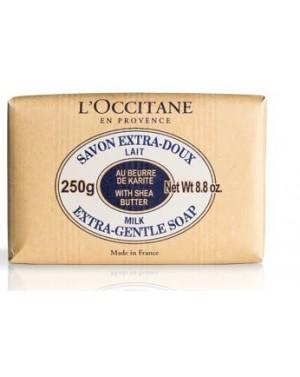 Savon extra-doux Lait au Karité - L'Occitane